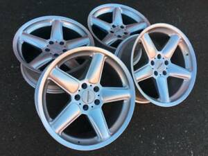Ultra Rare Genuine 19 Ronal Bmw Ac Schnitzer Type 2 Rims In Showrm Condition