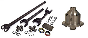 Alloy Usa Front Grande Dana 30 Axle Shaft Arb Air Locker For Wrangler Cherokee