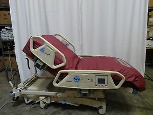 Hill Rom Totalcare Spo2rt Hospital Bed Model P1900 W Lal Module 2