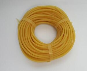 20 Feet 3 16 Latex Rubber Tubing Surgical Grade New