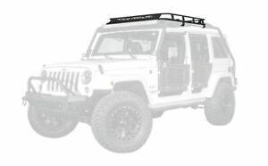 Body Armor Jk 6130 Cargo Basket For 4x4 Knuckle joint Rack System not Included