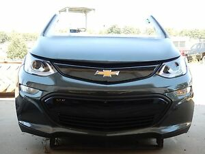 2017 Chevrolet Bolt Lt Ev Front Clip Nose Damaged Cover And Fender Iihs Car