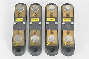 Empro 10a 100mv Shunt Lot Of 4