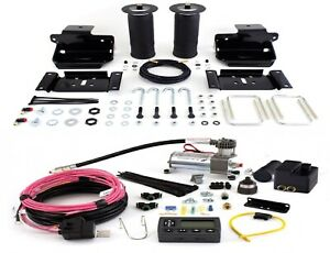 Air Lift Suspension Air Bag Wireless Air Compressor Kit For Ford F150 4wd rwd