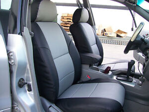 Chrysler Crossfire 2004 2008 Iggee S leather Custom Fit Seat Cover 13 Colors