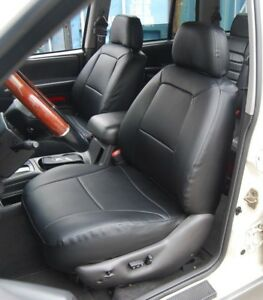 Jeep Grand Cherokee 1999 2004 Iggee S Leather Custom Fit Seat Cover 13colors