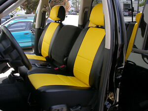 Dodge Ram 1500 2500 3500 1994 1997 Iggee S leather Custom Seat Cover 13 Colors