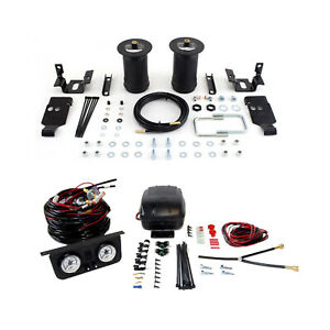Air Lift Rear Control Air Springs Dual Path Leveling Kit For Toyota Tacoma 4wd