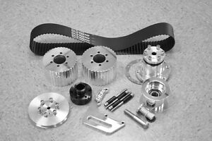Blower Drive Service Dk 3121 1v 671 Drive Kit For Chevy 265 350 3