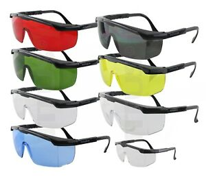 Titus G6 Safety Glasses Shooting Motorcycle Eye Protection Ansi Z87 Compliant