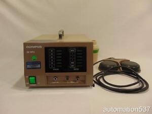 Olimpus Hpu Coagulator Electrosurgical Heat Probe System
