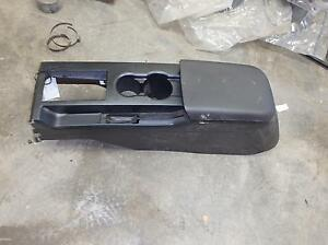 08 09 Ford Mustang Front Center Console Automatic Black