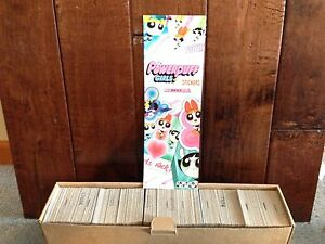 Power Puff Girls Stickers For Sticker And Tattoo Machine Refill