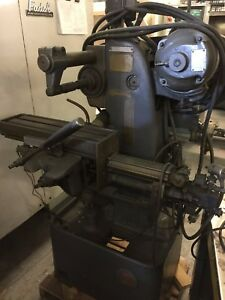Nichols Horizontal Milling Machine Air Feed