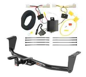 Curt Class 1 Trailer Hitch Tekonsha Wiring W Ball Mount For Corolla Sedan