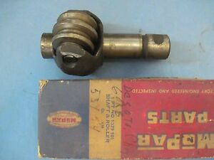 New Steering Sector 1953 1954 Chrysler And Desoto