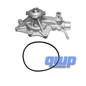 New Engine Water Pump W Gasket For 1994 1995 1996 Dodge Viper 8 0l V10 Aw7146