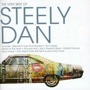 Steely Dan Very Best of New CD UK Import $11.21