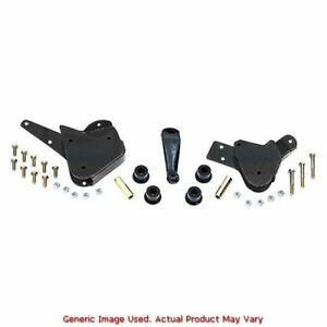 Fabtech Fts411 Front I beam Relocation Brackets Fits 00 05 Excursion 01 04 F 250