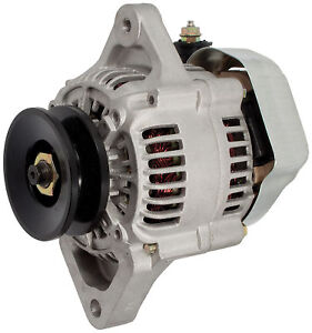 Forklift Hi lo Alternator Nd Ir if12356n Fits John Deere 4000 Series
