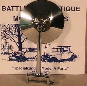 1928 And 1929 Model A Ford Ratrod Streetrod Door Hinge Pin Mirrors A Set Of 2