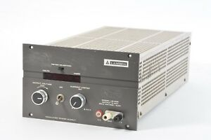 Lambda Lq 532 Regulated Variable Dc Power Supply 0 40v 0 5a
