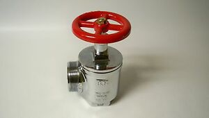 new B h Fig A97 Fire Hose Angle Valve 37wl 2 1 2