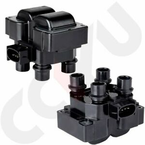 For 1997 1999 Ford F 150 Expedition V8 4 6l Fd487 19017116 Ignition Coil 2pcs