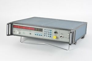 Eip 578b Source Locking Microwave Counter