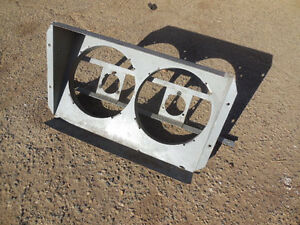 Triumph Tr7 Cooling Fan Housing