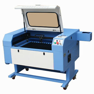 100w Reci Co2 Laser Cutting Engraving Machine 700mm 500mm Usb Red Dot Motorized