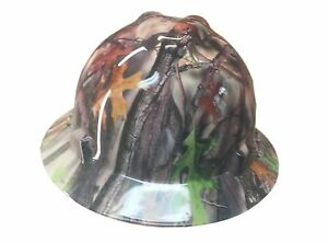 Hydrographic Camo Msa V guard Full Brim