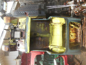 Mg Midget Body Shell Round Wheel Arch Car 1974