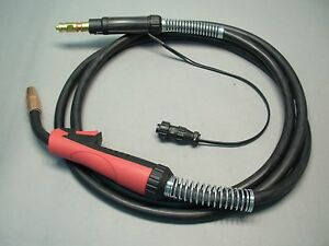 15 Htp Replacement Mig Welding Gun Torch Stinger For Lincoln Magnum 100l K530 6