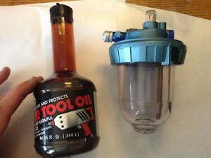 Perfecting Duff Norton L100 13 Air Line Lubricator W Sta lube Air Tool Oil