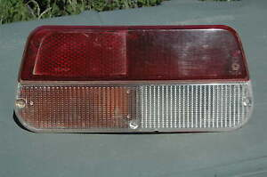 Triumph Tr7 Tail Light Taillight Left Side