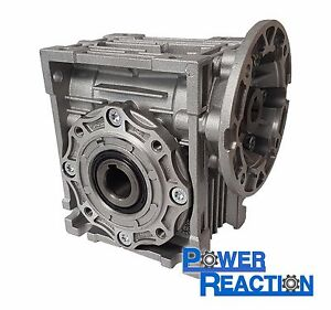 Motovario Nmrv40 Right Angle Worm Gearbox Speed Reducer Size 40 18mm