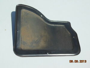 Triumph Tr7 Gas Filler Neck Gas Filter Trunk Cover