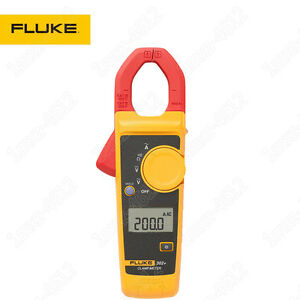 1 Pc New Fluke 302 Digital Clamp Meter Ac Dc Multimeter Tester