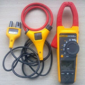 1 Pc New Fluke 376 True rms Ac Dc Clamp Meter