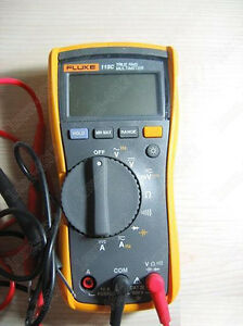 1 Pc New Fluke 115c Multimeter tt3