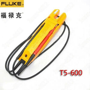 1 Pc New Fluke T5 600 Continuity Current Electrical Tester