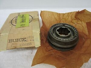 Nos 1961 1963 Gm 3 Speed Transmission Main Shaft Gear Synchro Clutch 1350365 Dp