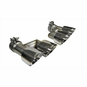 Corsa 14333 Dual Rear Exit Twin 4 0 Polished Tips