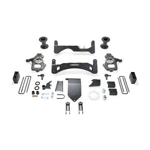 Fabtech K1094 Basic 6 Gen Ii Lift Kit W magenride For Sierra 1500 Denali