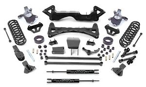Fabtech K1007m 6 Performance System W Stealth Shocks For 00 06 Suburban tahoe