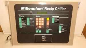York 024 25504 000 Rev D Millenium Recip Chiller Control Panel Interface