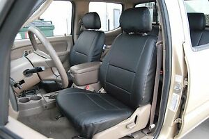 Toyota Tacoma 1999 2004 Iggee S leather Custom Fit Seat Cover 13colors Available
