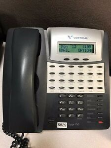 Comdial Conversip Ep100 24 24 Button Display Phone System 35 Phones Pc s Box