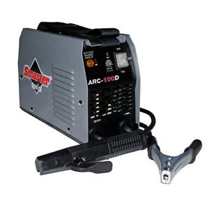 Stick Welder Welding Tools 100 Amp Compact Design 2 Stage Switch Weld Tool New